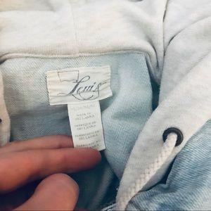 Levi's Jackets & Coats - Levi's denim hybrid trucker jacket hooded zara gap